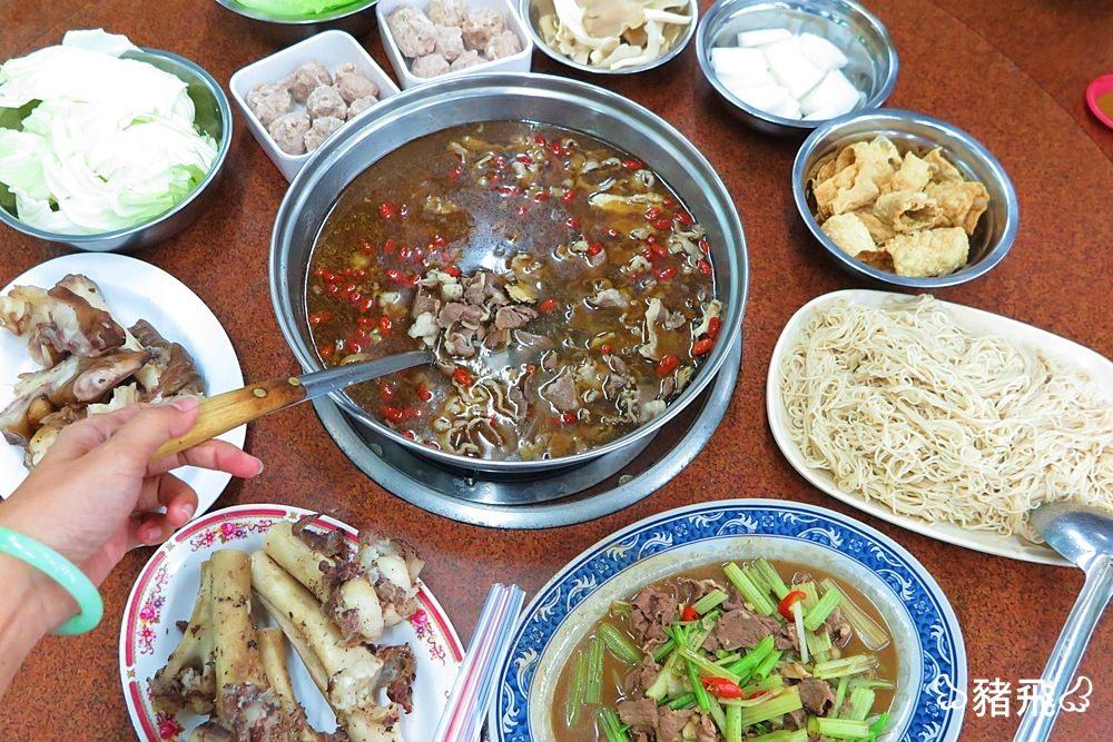 【彰化溪湖】阿枝羊肉爐~在地老店,藥膳湯頭味道清爽肉量多,座位寬敞、停車便利