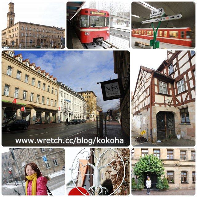 【德國】德國菲爾特Fürth童話小鎮~緊鄰紐倫堡的中古世紀老城