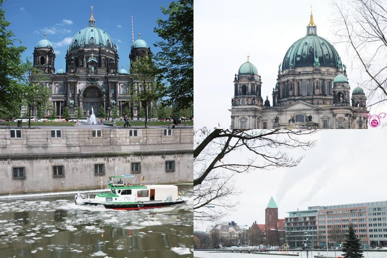 【德國】施普雷河畔的世界遺址Berliner Dom柏林大教堂&柏林假日農場市集玩樂