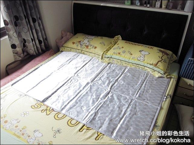 【好物/居家】CONI冷凝墊~散熱效果好環保省電,床鋪不再悶熱了