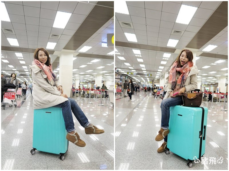 【團購】美國CENTURION超美行李箱 | 不只是時尚,輕羽量、大容量、好推拉,拉鍊款好輕便、鋁框款有質感