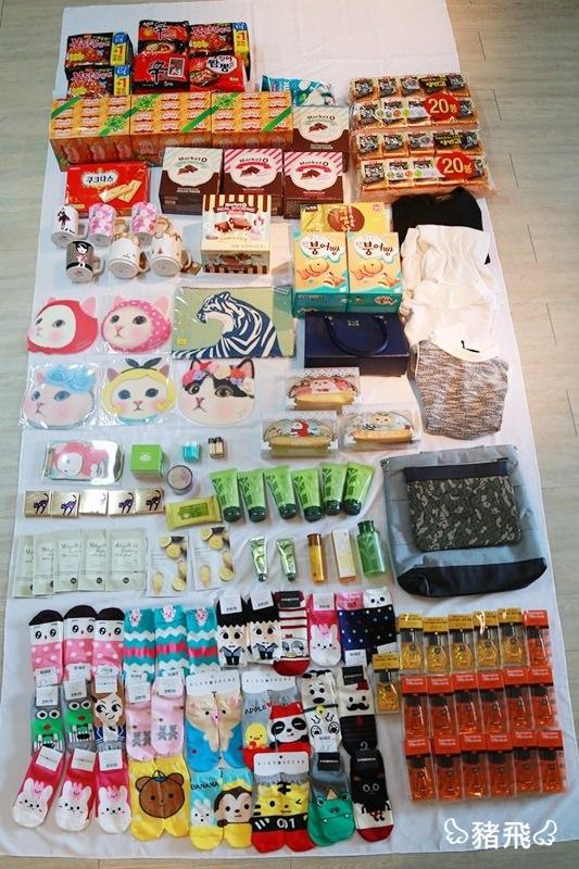 【韓國】明洞美妝品、首爾路邊攤美食、樂天超市,必買必吃清單一次買足