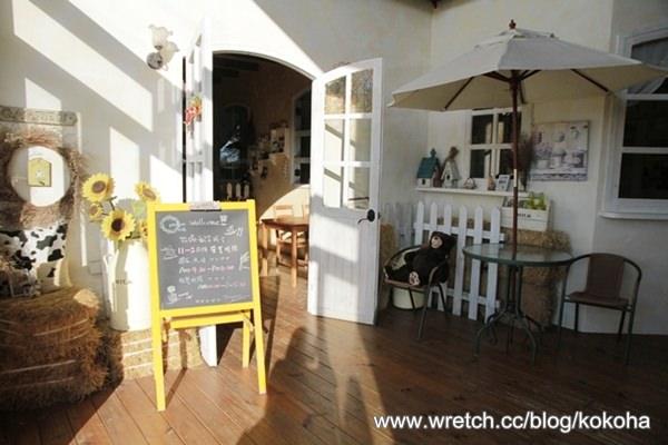 【苗栗旅遊】100號牧場~與寵物狂歡的夢幻咖啡館