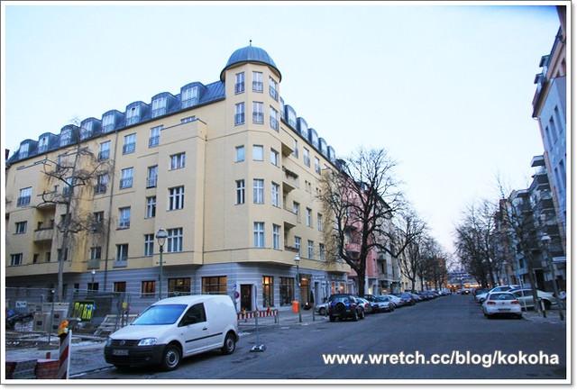 【德國】Hotel Amadeus柏林平價住宿,離精品街庫當街很近