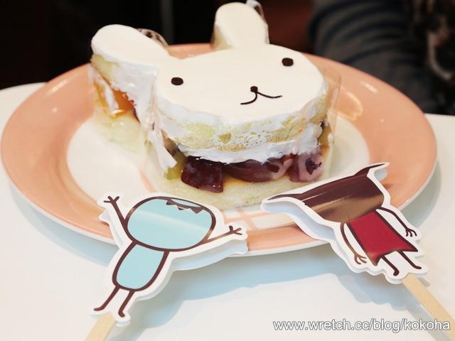 【台北美食】阿朗基咖啡館Aranzi Cafe~可愛滿點的日式雜貨下午茶