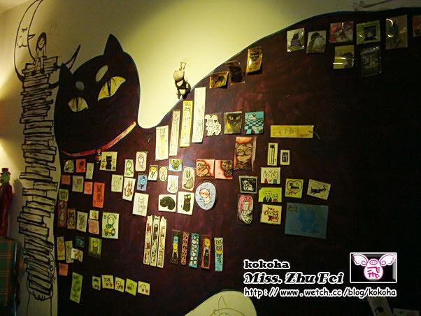 【台北】貓妝自家烘培咖啡屋~用餐還有貓咪坐檯喔