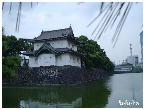 【日本景點】東京皇居東御苑、涉谷逛街、台場百貨景點