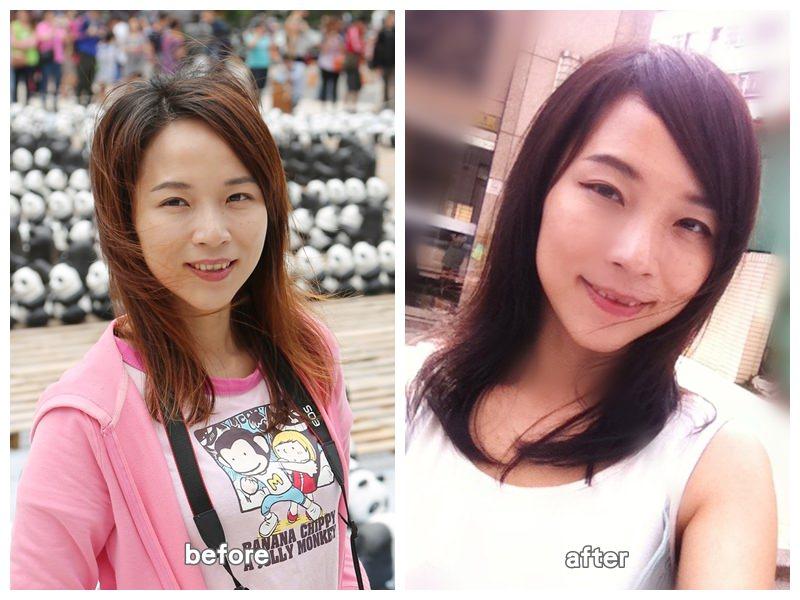 【髮型】台中染髮vs hair,好質感秋冬暗色系髮色