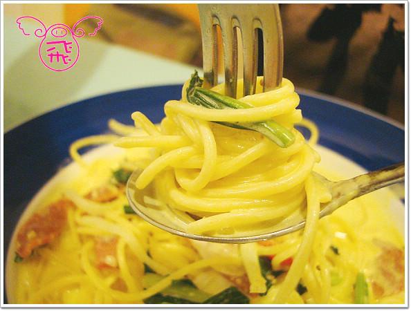 ﹝食﹞台中。玉米田義式廚房~玉米田裡吃義大利麵