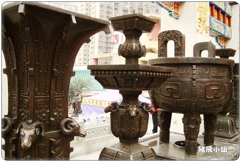 香港黃大仙廟 (12)