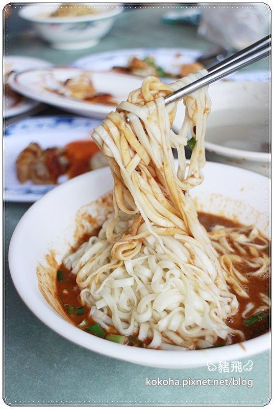 【宜蘭美食】頭城人氣小吃麻醬麵蛤蠣湯~假日大排長龍也要吃到的在地美味