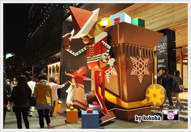 【台中】勤美誠品聖誕村熱鬧豋場