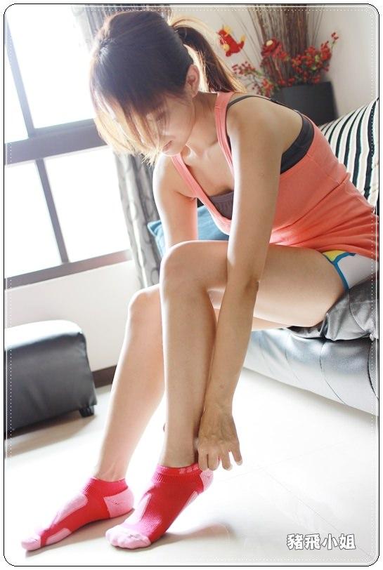 【穿搭】titan專業運動襪體驗,夏季甩油運動模式啟動