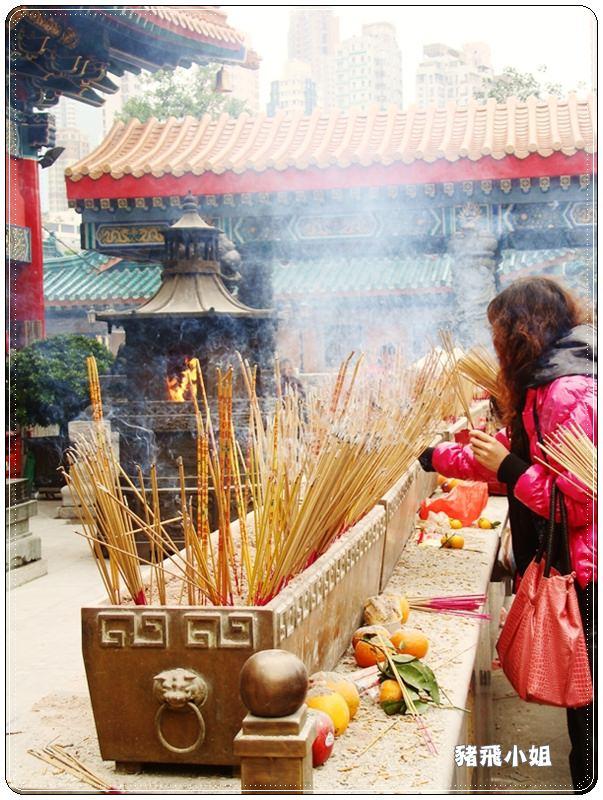 香港黃大仙廟 (14)
