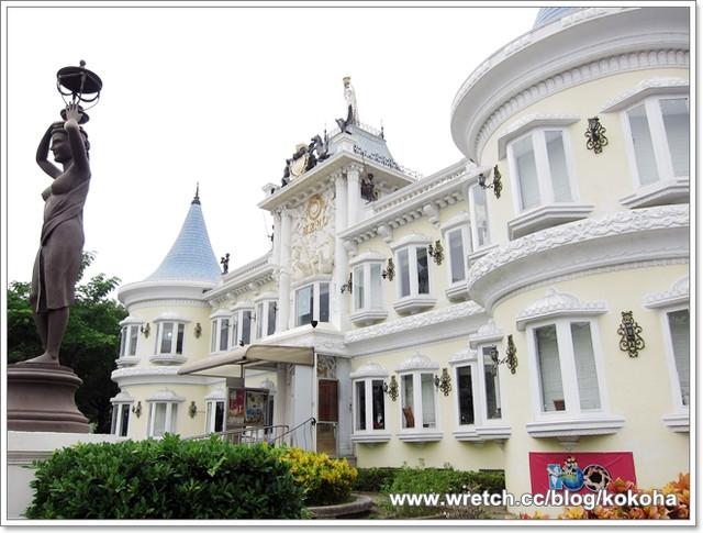 【台南旅遊】移民署~歐風建築,美麗的公家機關